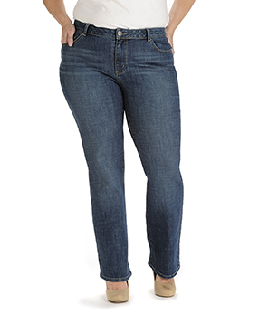 Lee Jeans Curvy Fit Sadie bootcut