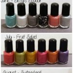 Smallish Polish Nail Lacquer Christmas Collection Giveaway
