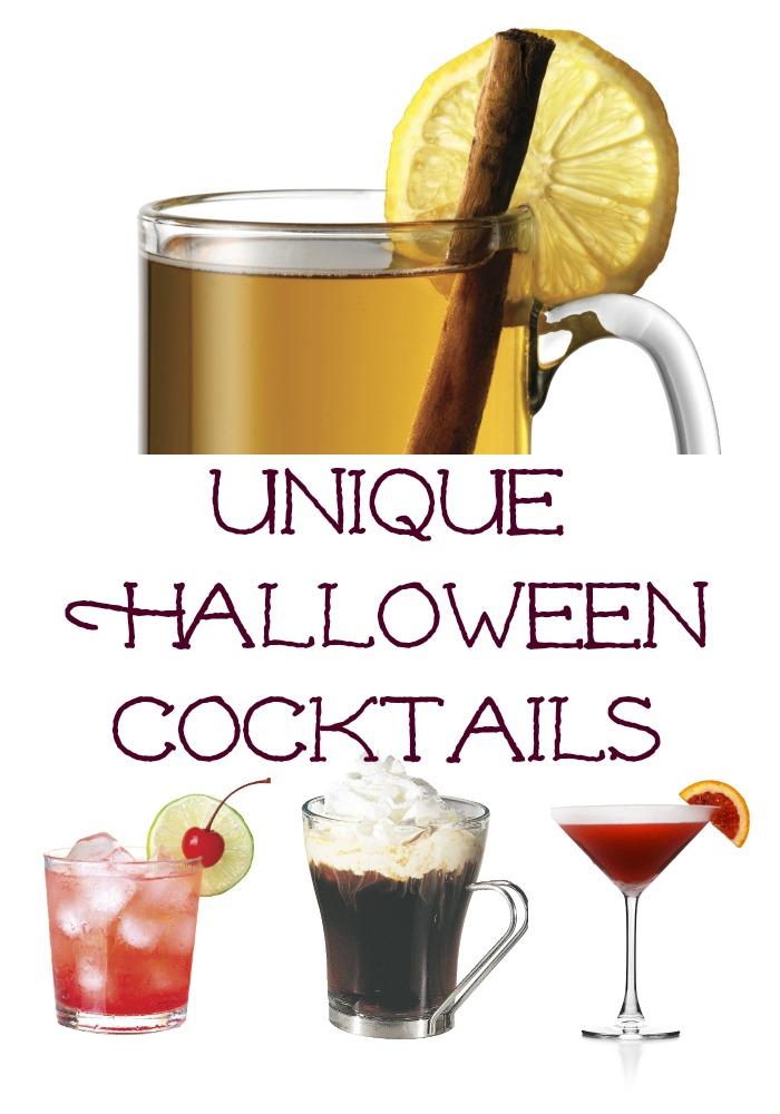 Fun Halloween Cocktails to Enjoy