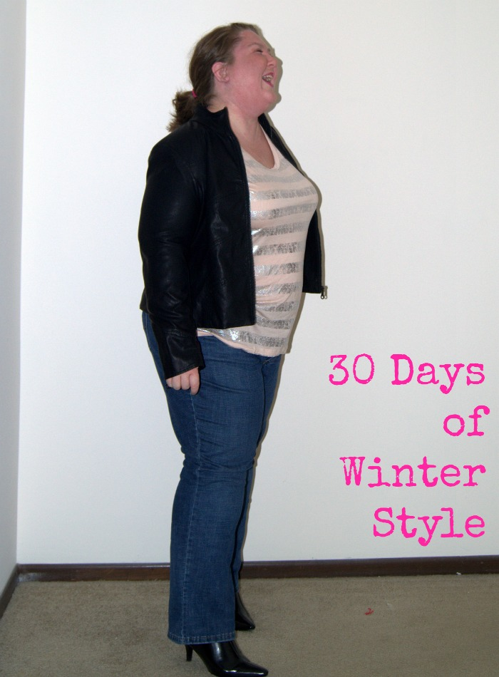 Casual Cool Date Night Outfit | 30 Days of Winter Style