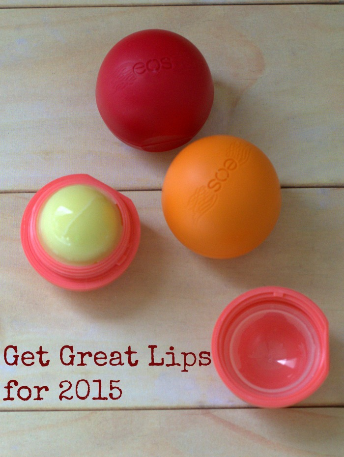 Get Great Lips for the New Year