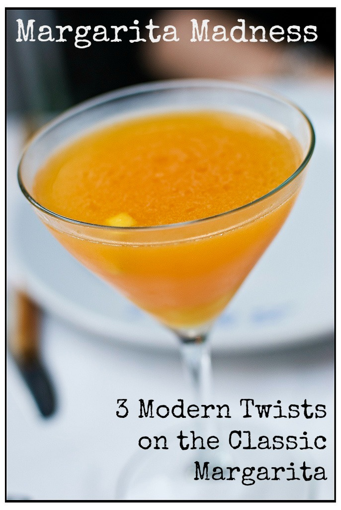 Margarita Madness | Modern Margarita Recipes