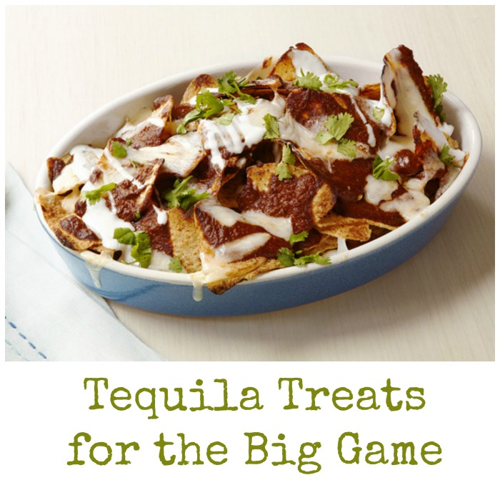 Tequila Treats for the Big Game