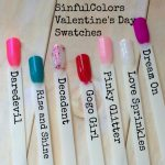 SinfulColors Valentine's Day Nail Polish Review