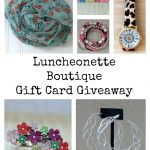 $150 The Luncheonette Boutique Gift Card Giveaway