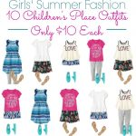 10 Great Summer Outfits for Girls under $10 each!