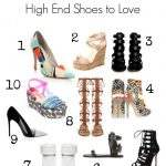 10 Splurge Worthy Shoes to Lust After