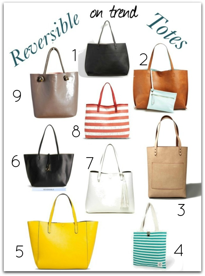 9 Stylish Reversible Tote Bags that Are Budget Friendly