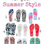 Flip Flops for Your Summer Style | Casual and Dressy