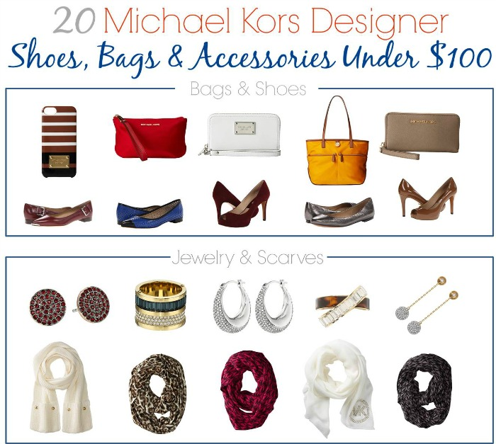 Michael Kors under 100 accessories