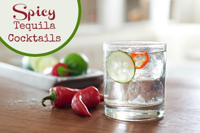Spicy Tequila Cocktails