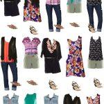 Kohls Mix and Match Summer Wardrobe