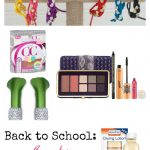 Back to School Beauty Must Haves | 5 Easy Pieces