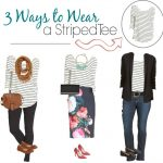 3 Totally Unexpected Ways to Wear a Striped Shirt