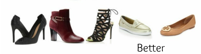 must have shoe styles beter