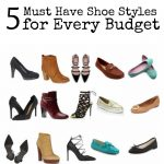 5 Must Have Shoes for Every Budget
