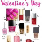 Great Nail Polish Shades for Valentine's Day
