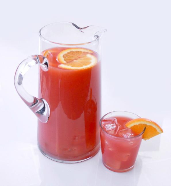 Orange Crush Punch