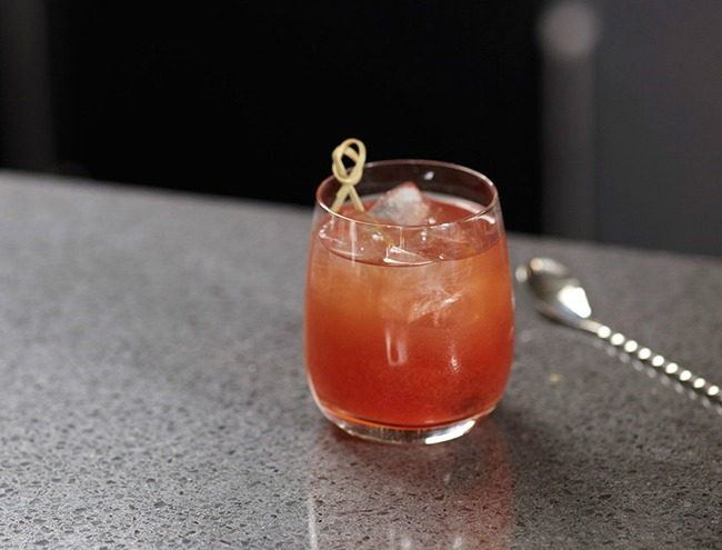 The Golden Gate cocktail