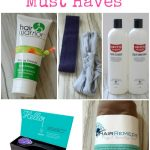 Summer Hair Must Haves | Five Easy Pieces
