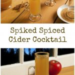 Try a Spiked Spiced Cider Cocktail that's Perfect for Autumn