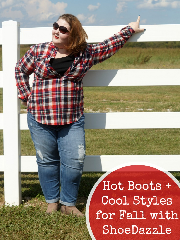 Hot Boots and Cool Styles for Fall with Shoedazzle