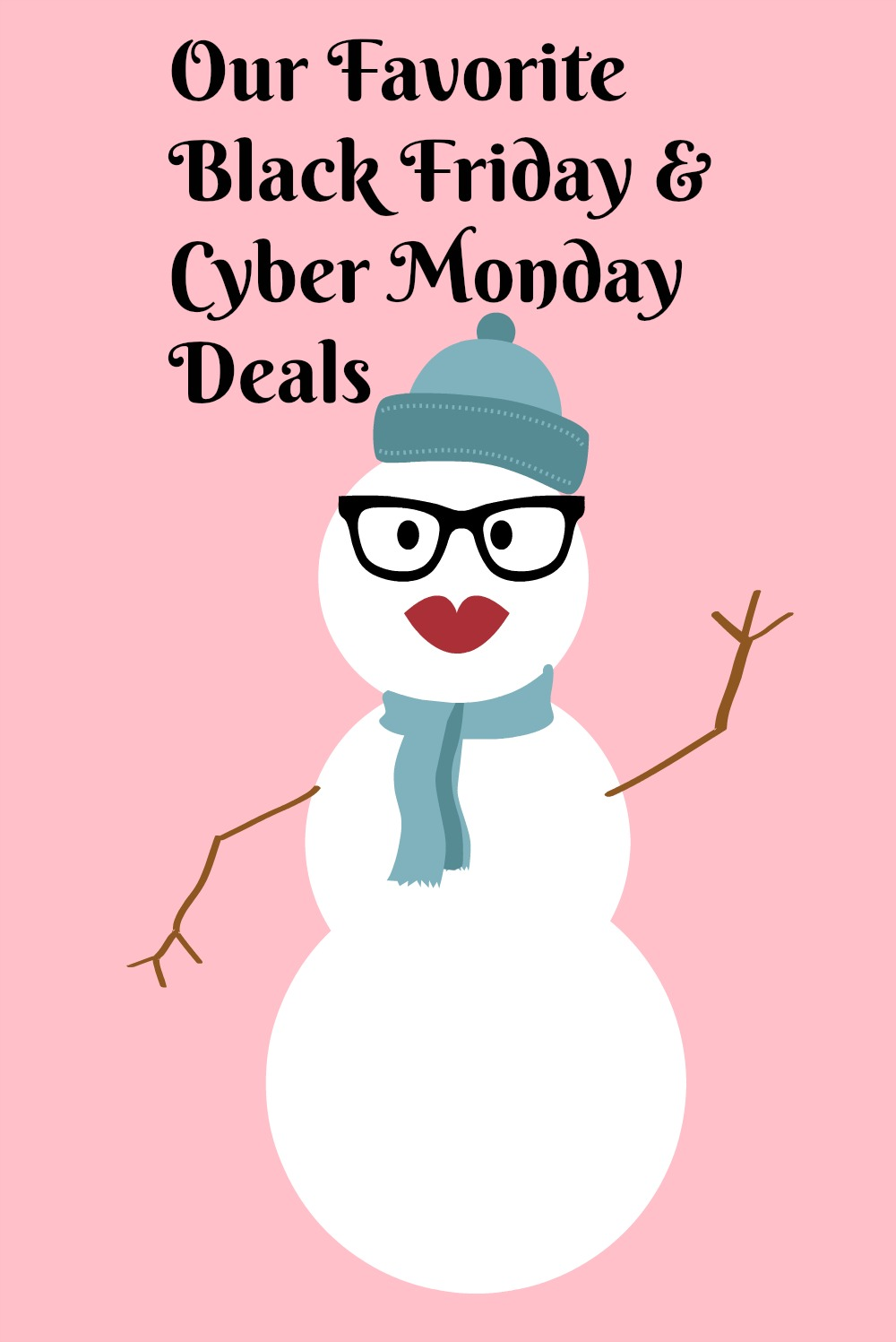 Hot Fashion + Beauty Deals for Black Friday and Cyber Monday 2016