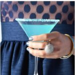 This Snowball Martini is a Perfect Winter Cocktail