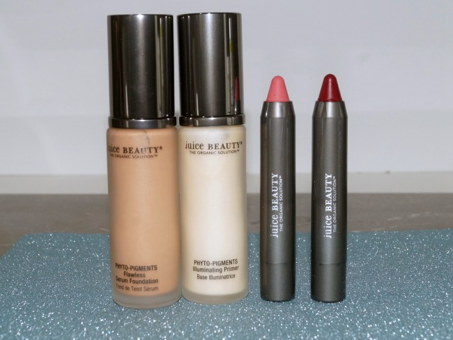 Enter to win these great organic makeup items from Juice Beauty