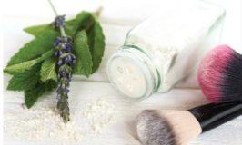 How to Make Lavender Mint DIY Dry Shampoo
