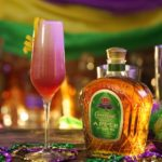 Sweet and Bubbly Carnival Queen Mardi Gras Cocktail