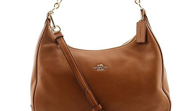 Enter to Win a Coach Harley Pebble Leather Hobo Bag