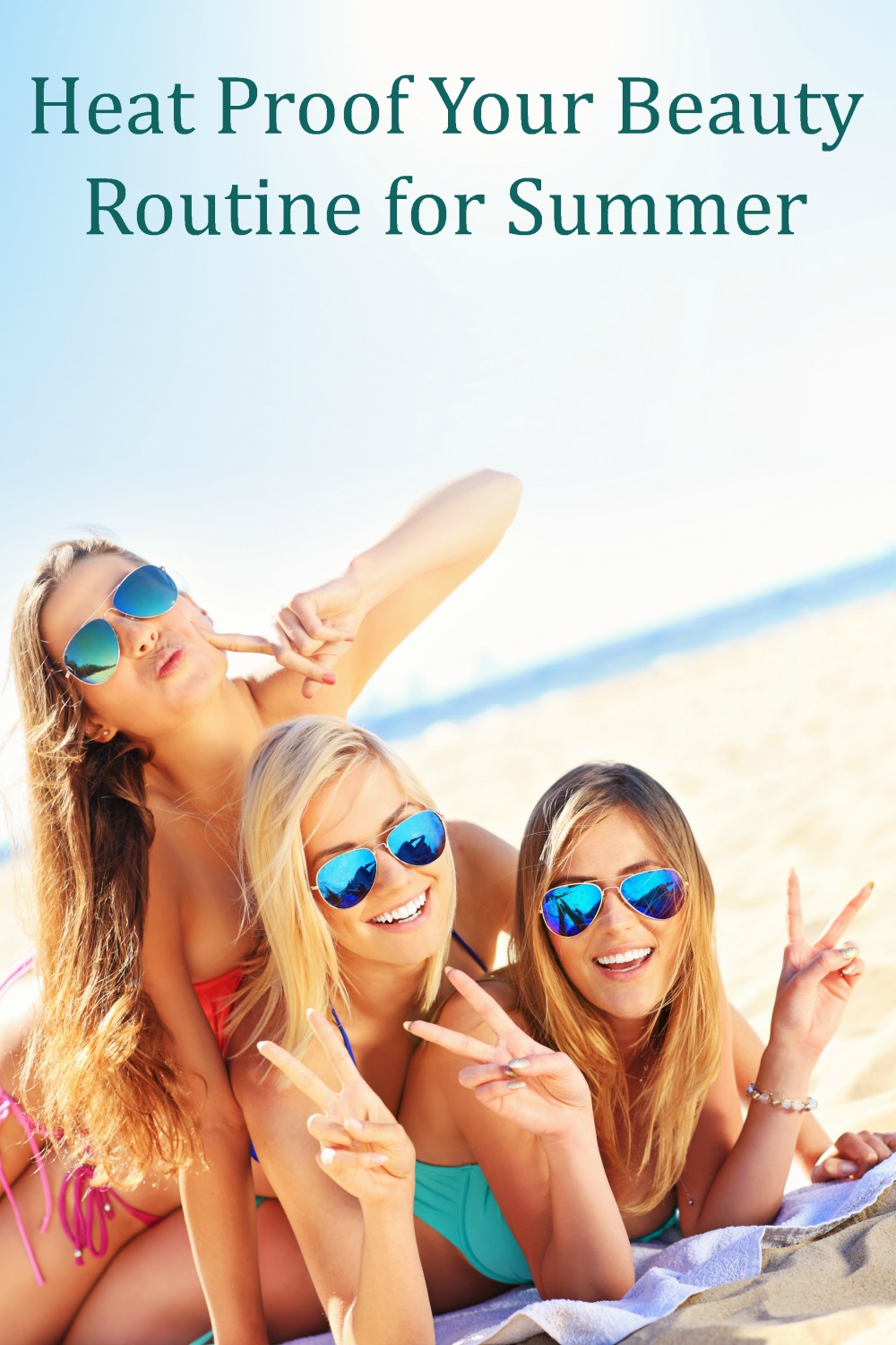 Summer must have beauty products for skin and hair