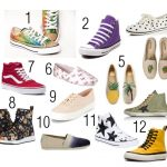 13 Awesome Pairs of Canvas Shoes to Transition from Summer to Fall