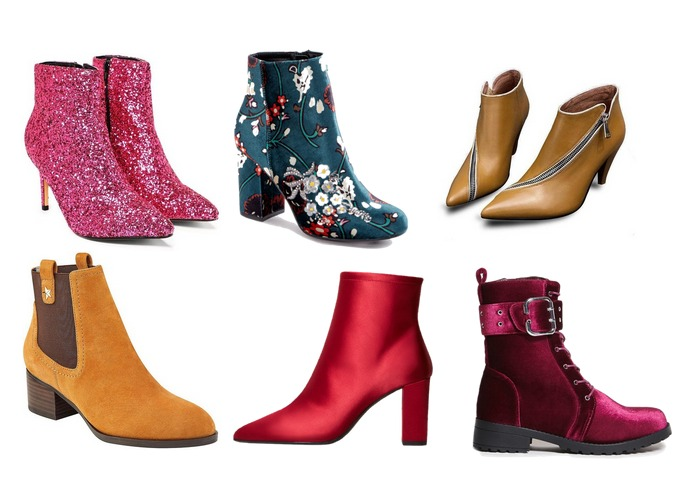 15 great pairs of fall booties that are all under $100
