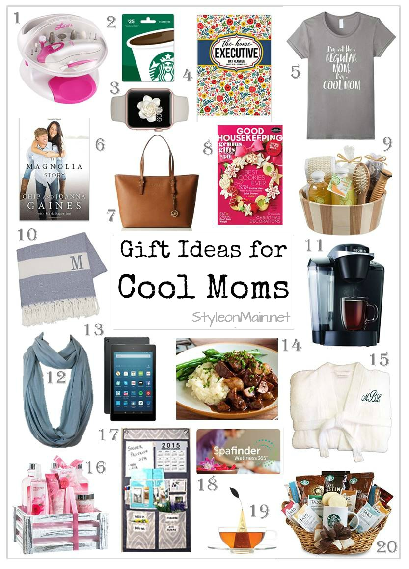 20 great gifts for cool moms that are available on amazon Perfect christmas gifts for mom