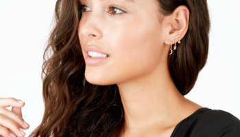 gorgeous and affordable rebecca minkoff ear climber earrings