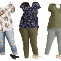 torrid mix and match fashion capsule for plus sizes