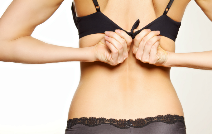 Removing a bra?