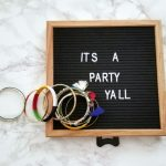 Bangle Bracelet Arm Party Giveaway