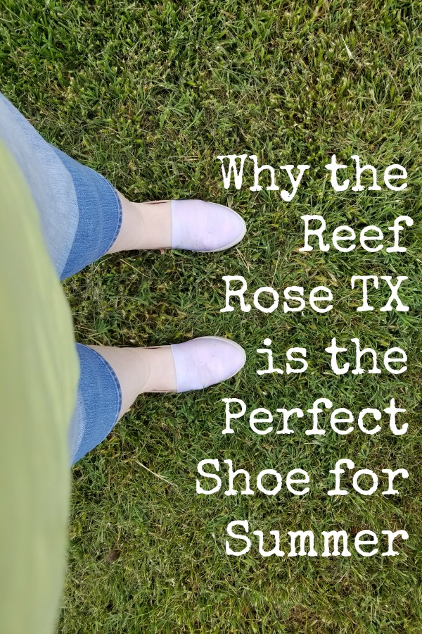 Reef Rose TX is a fantastic slip on shoe option for summer. See what makes them so great, and why we're recommending adding a pair or two to your wardrobe.