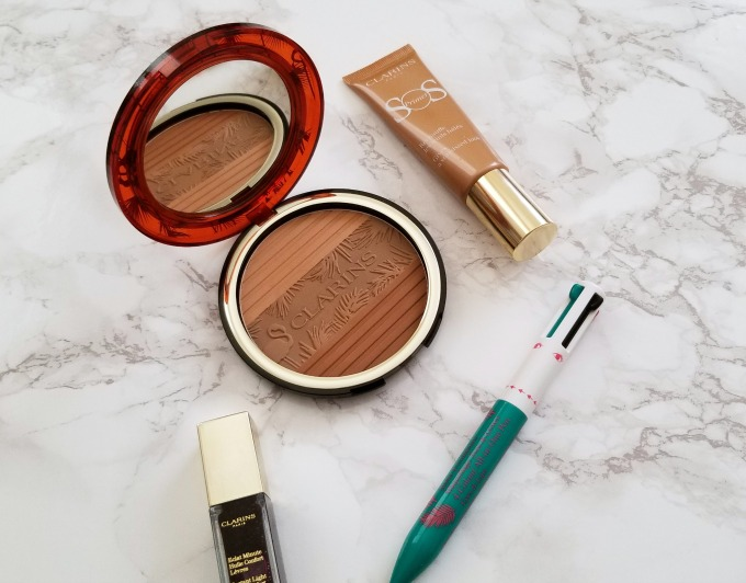 Clarins makeup limited edition releases Summer 2018