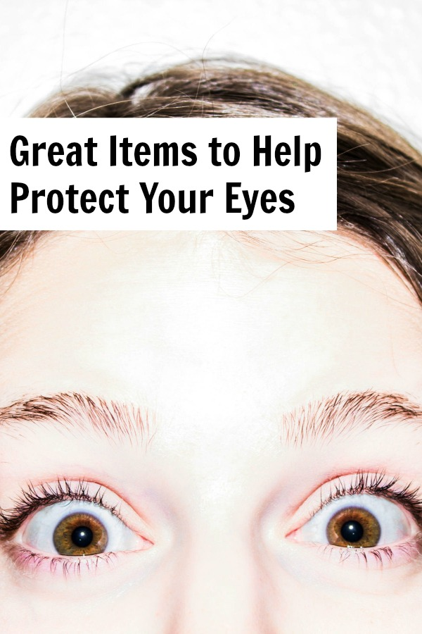 These products help protect your eyes from the harmful environment around you. | eye health | allergies | Blue light | debris