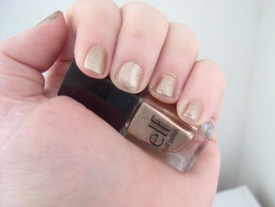 ELF Blushing Beauty Nails