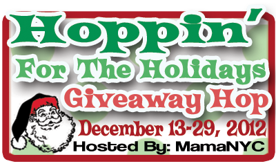 Hoppin for the holidays graphic