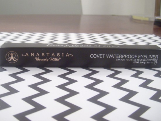 Covet Waterproof Eyeliner from Anasasia Beverly Hills