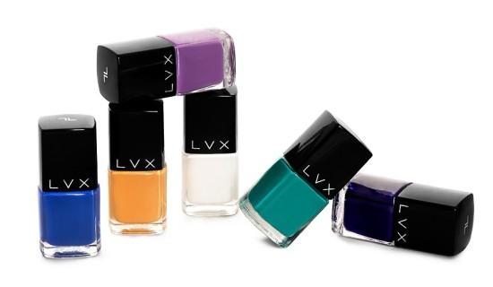 LVX Nail Polish Spring 2013 line