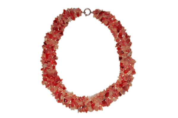 carnelian Necklace from U Breyn