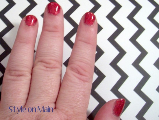 Super Freaky by NailLuv at home gel polish