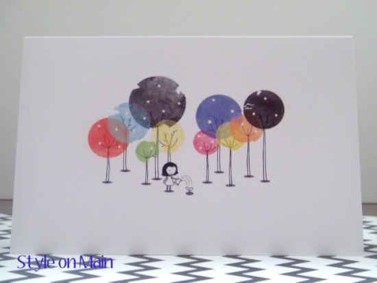 Plant Your Dreams Card from Red Bubble